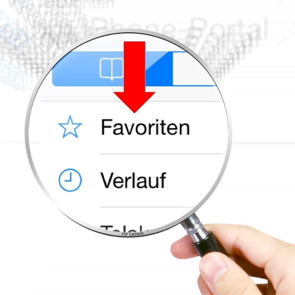 safari favoriten löschen