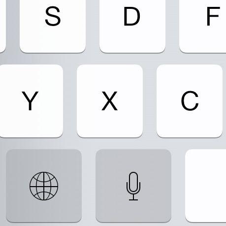 iPad Diktieren statt Schreiben Mikrofon Kommandos 1