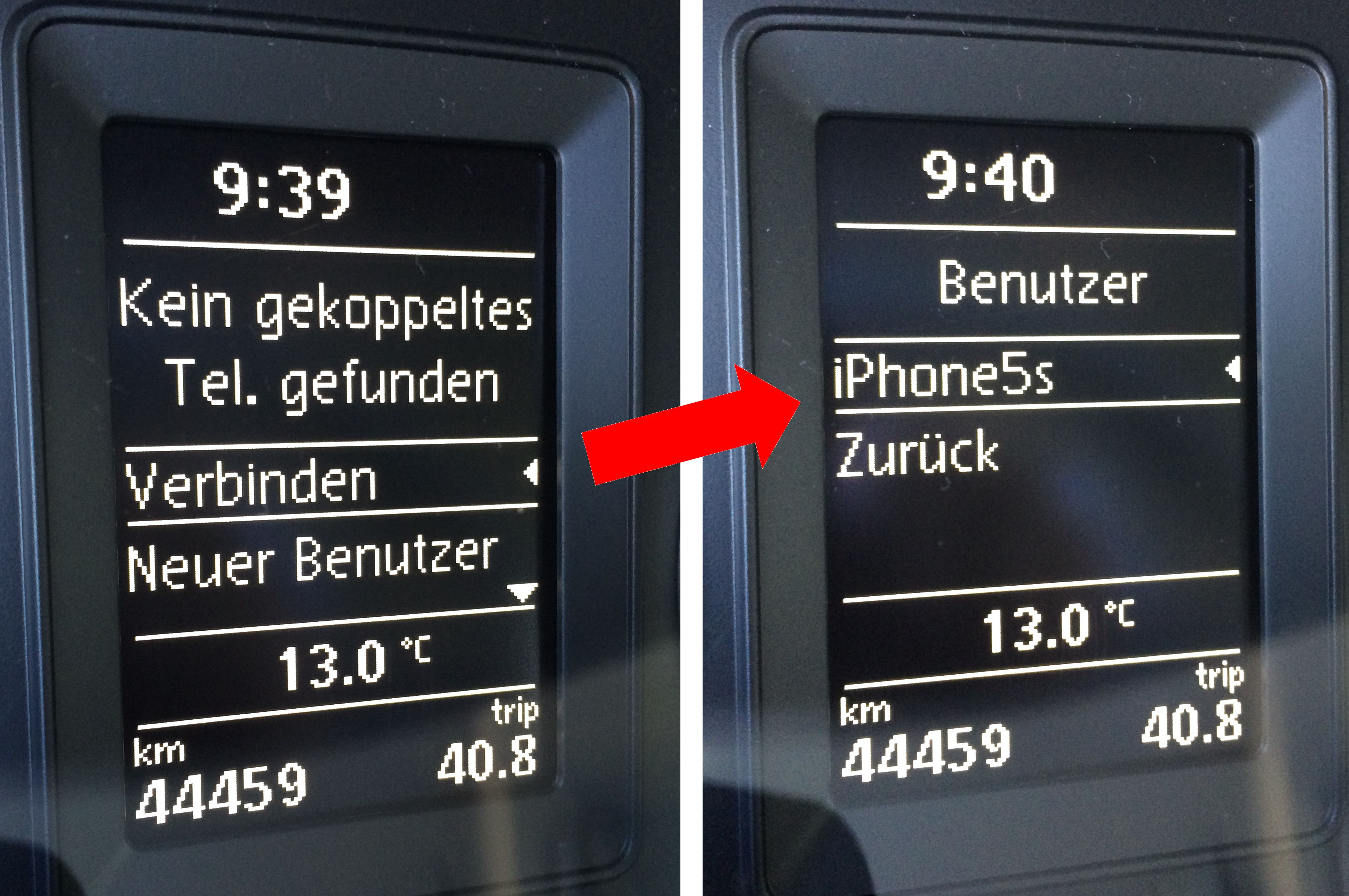 iPhone: Musik über Autolautsprecher hören - Mobil-ganz-einfach.de