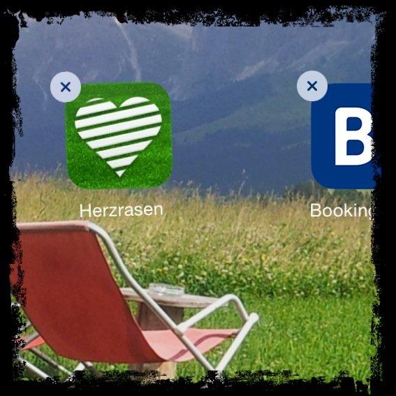 App löschen Backup iPhone Speicherplatz Symbol Icon wackeln 1