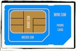 iPhone 6s plus Anleitung SIM Karte einlegen Nano Mini Micro Mobilfunk Provider 1