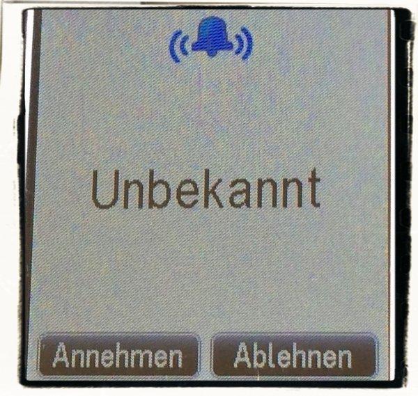 iPhone Rufnummer unterdrücken nächster Anruf fallweise CLIR Calling Line Identification Restriction 1