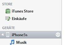iPhone6 Backup Wiederherstellen Recovery Sicherheit Übernehmen 1