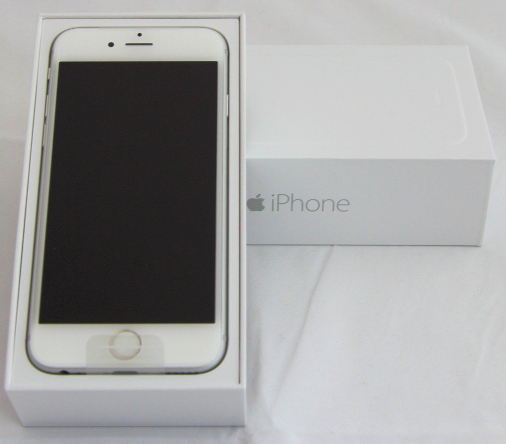 iPhone6 auspacken unboxing 2