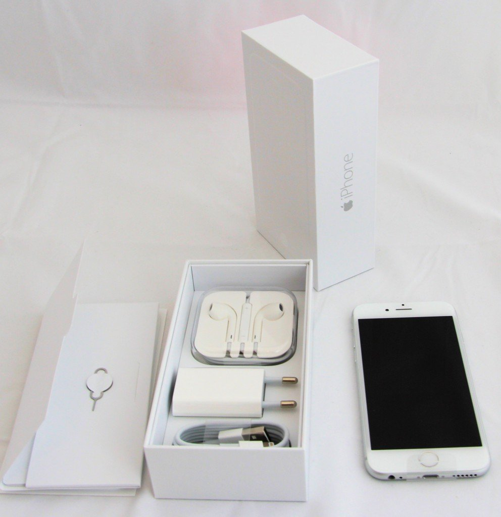iPhone6 auspacken unboxing 3