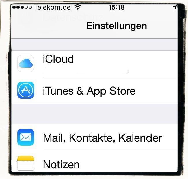 iPhone6,iPhone,6,Anleitung,Verlauf,Favoriten,Kontakte,Doppelklick,Homebutton 2