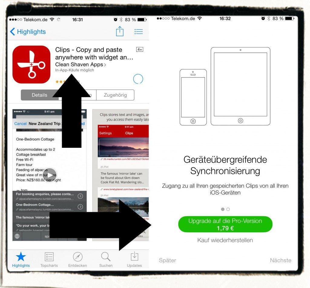 Apple,App,App-Store,In-App-Kauf,In-App-Käufe,Werbung,werbefrei,Zusatzfunktionen,Purchase 2