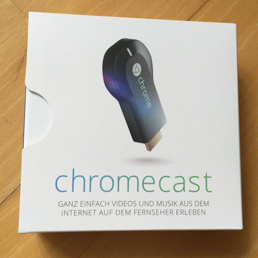 Netflix streamen Streaming Google Chromecast 1
