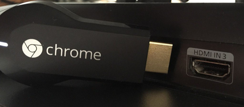 Netflix streamen Streaming Google Chromecast 3