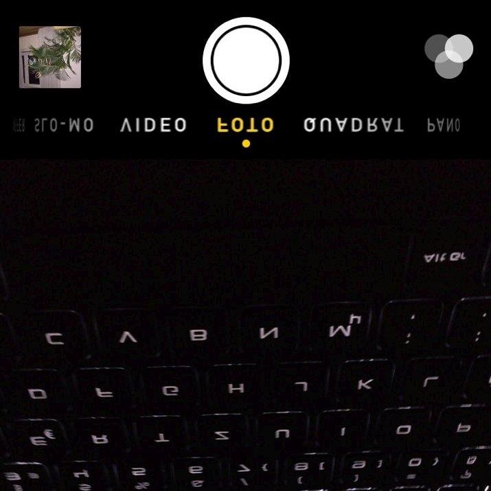 iOS 8.0.2,Bug,Foto,Photo,verkehrt,seitenverkehrt,gespiegelt 1