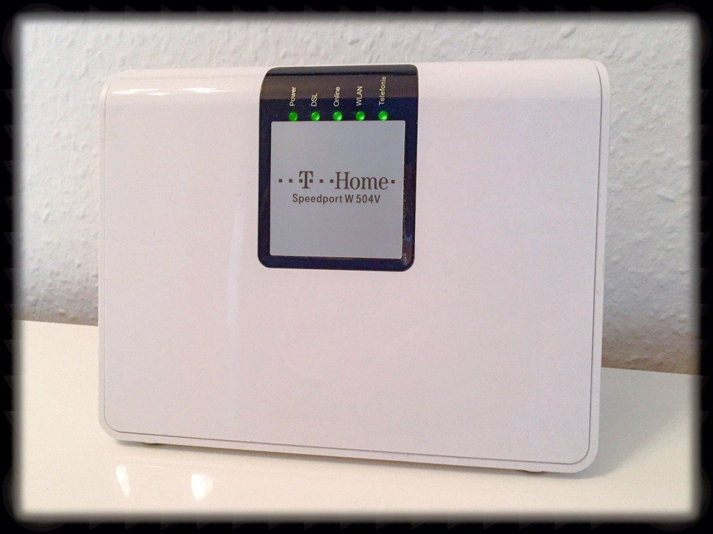 iPhone 6 Apple WLAN W-LAN Router Fritz FritzBox 1