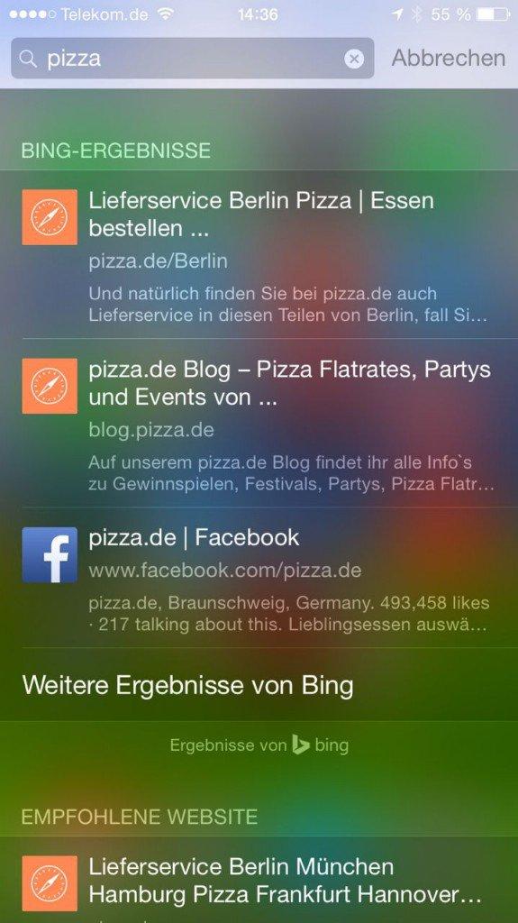 iPhone,Spotlight,Suche 3