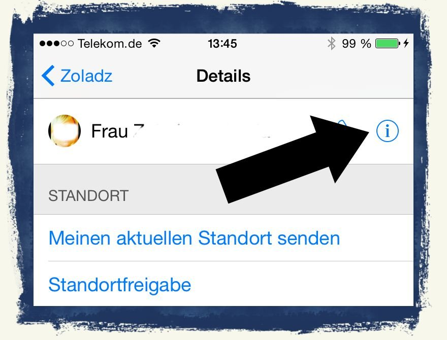 iPhone,SMS,sperren,Nachrichten,iMessage 2