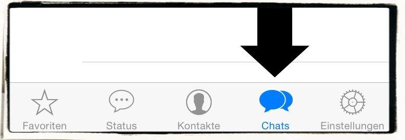 iPhone,WhatsApp,Aufräumen,Chat,Archivieren,Löschen 1