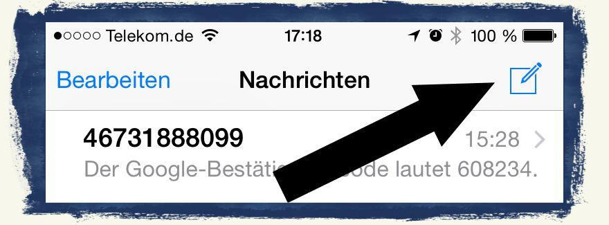 iPhone,iOS8,Sprachnachricht,Nachrichten,Audio,Audionachricht 2