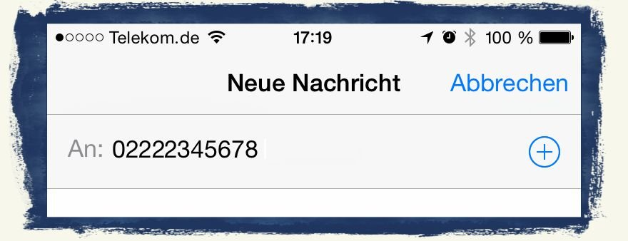 iPhone,iOS8,Sprachnachricht,Nachrichten,Audio,Audionachricht 3