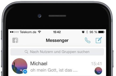 4 Facebook,Messenger,Update,Neue Symbole,gelesen,ungelesen,zugestellt,neu,alt,früher,heute
