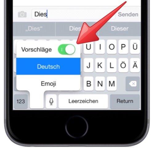 iPhoneQuickTypeVorschlagWortvorschlägeausblendeneinblendenabschaltendauerhaft.jpg