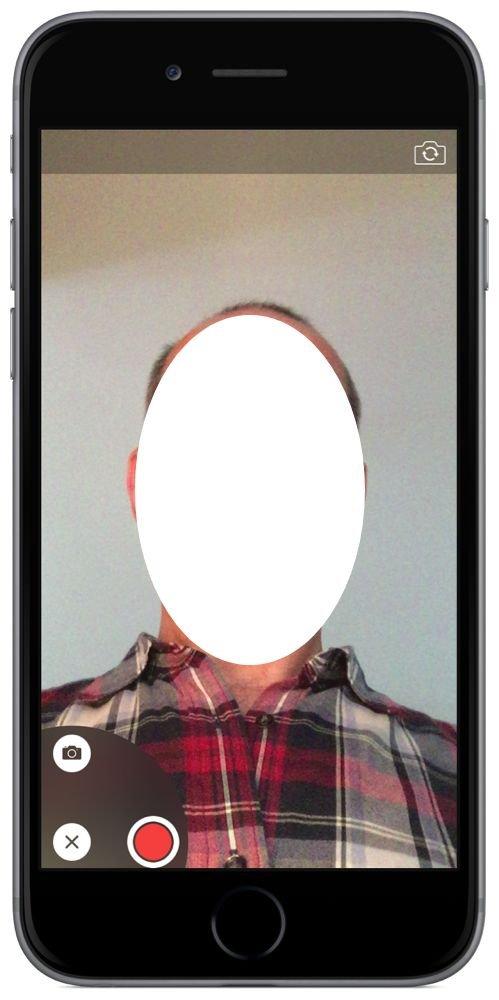 iPhone,SMS,iMessage,Selfie,Selbstportrait,Selbstbildnis,senden 2