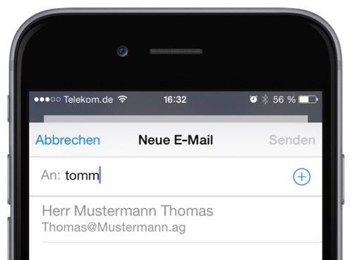 iPhone,Spitzname,Mail,Rufname,Auswahl,Vorschlag,Mailadresse 2
