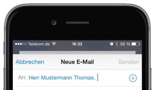 iPhone,Spitzname,Mail,Rufname,Auswahl,Vorschlag,Mailadresse 3