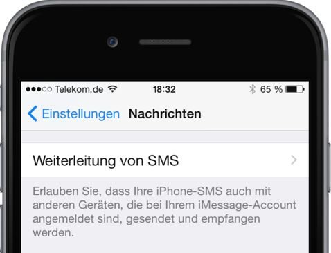 iMessage-Hack mit Sinnlos-SMS
