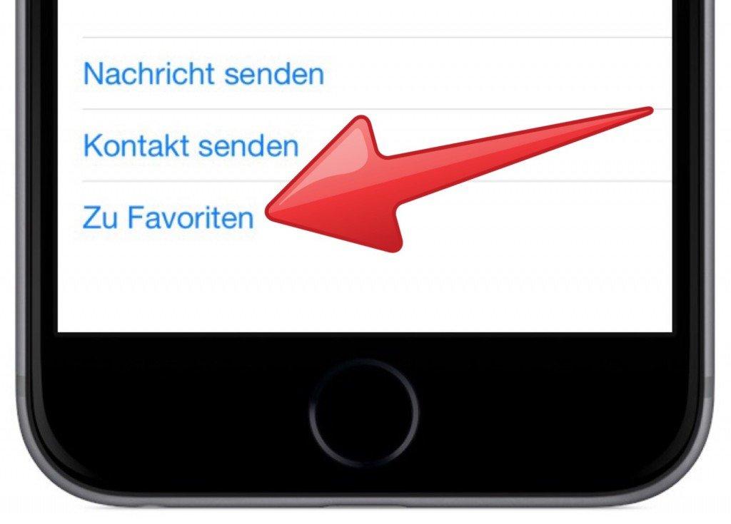 Ausnahme iPhone  Klingeln Nachtruhe Ruhe signalisieren nicht stören 1