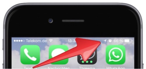 iphone 6 gefunden ortung deaktivieren