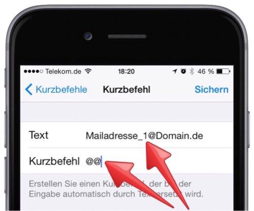 iPhone-Mail-Adresse-Kurzbefehl-Tastatur-Abkürzungen-schneller-eingeben-2.jpg