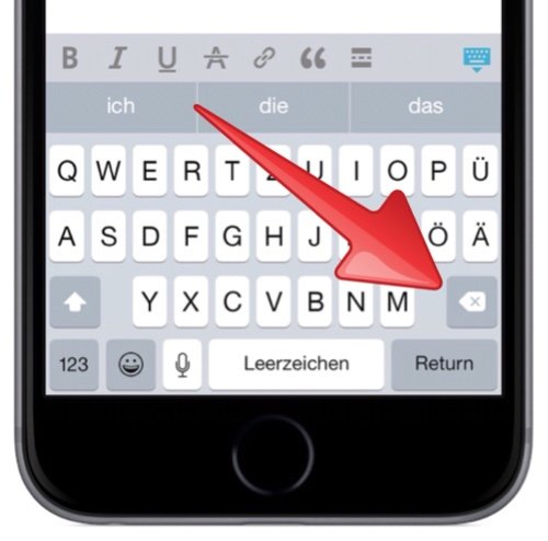 iPhone-Rechner-Taschenrechner-löschen-Wischgeste-Tastatur-2.jpg