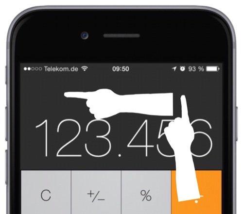 iPhone-Rechner-Taschenrechner-löschen-Wischgeste-Tastatur-3.jpg