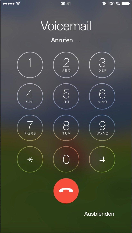 iphone 6 voicemail nachrichten löschen