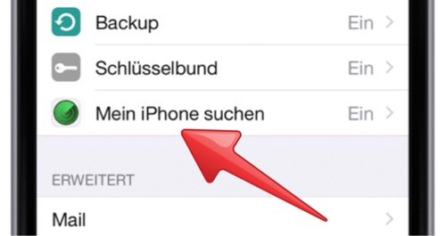 iPhoneBatterieAkkuleerOrtenGPSiCloudletzten-Standort-sendensuchen-2.jpg