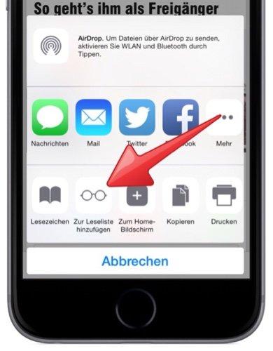iPhoneSafariLeselistehinzufügenKochrezeptspäter-lesenspäter-aufrufen-2.jpg