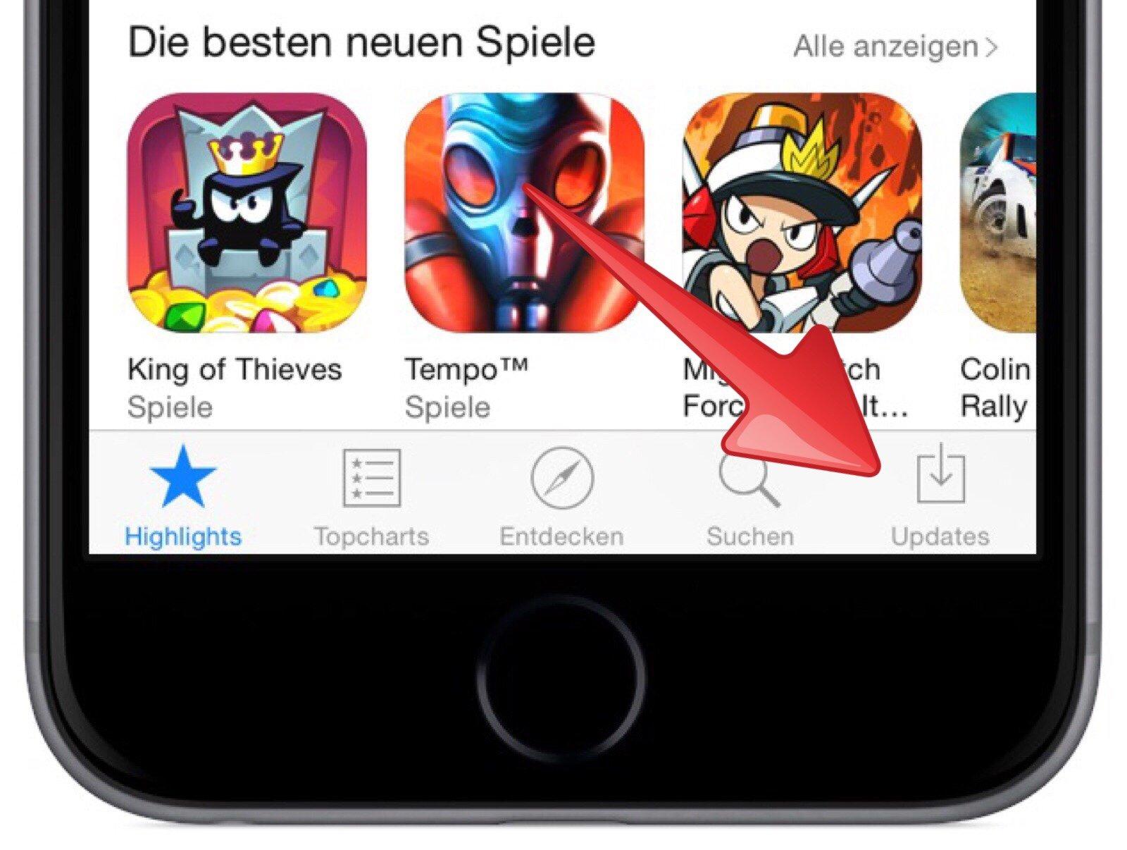app gelöscht wiederherstellen iphone