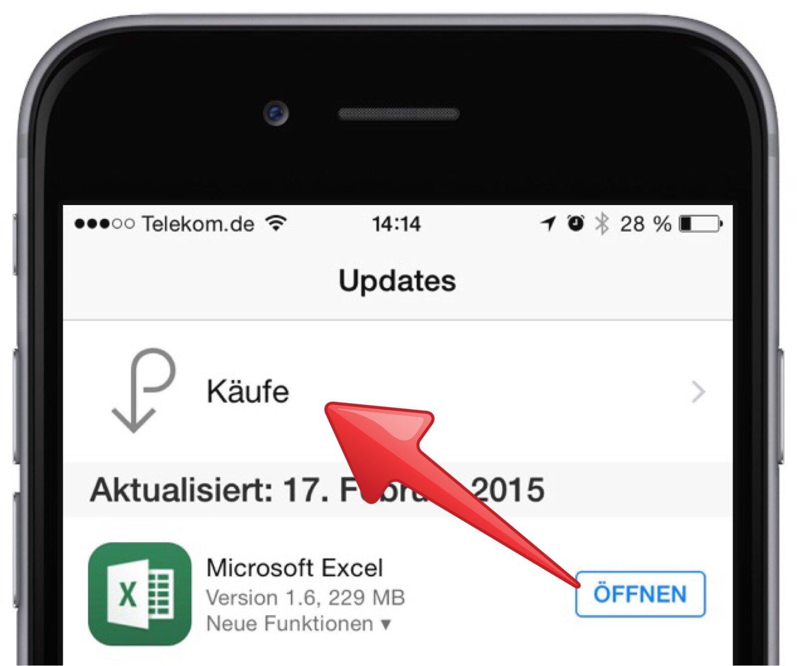 Iphone Geloschte App Kostenlos Wieder Herstellen