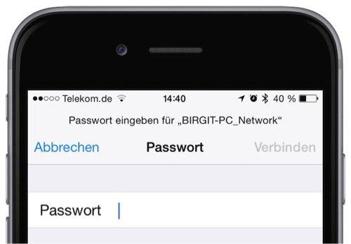 Iphone Kostenlos Zu Hause Über Wlan Surfen