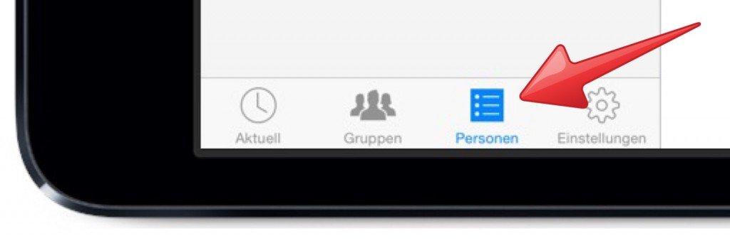 Facebook Messenger iPad Datenschutz Online Status verbergen sperren 1