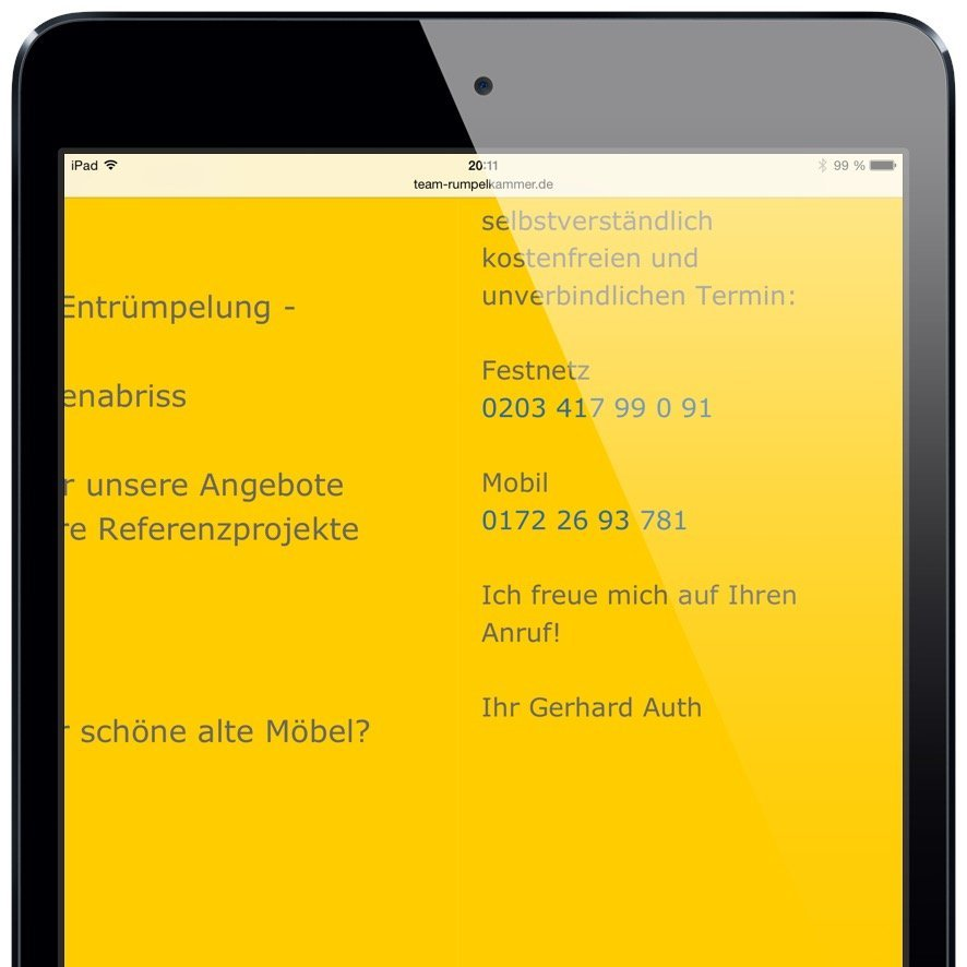 Mac Book Air Pro iPad Safari Anruf übergeben 1