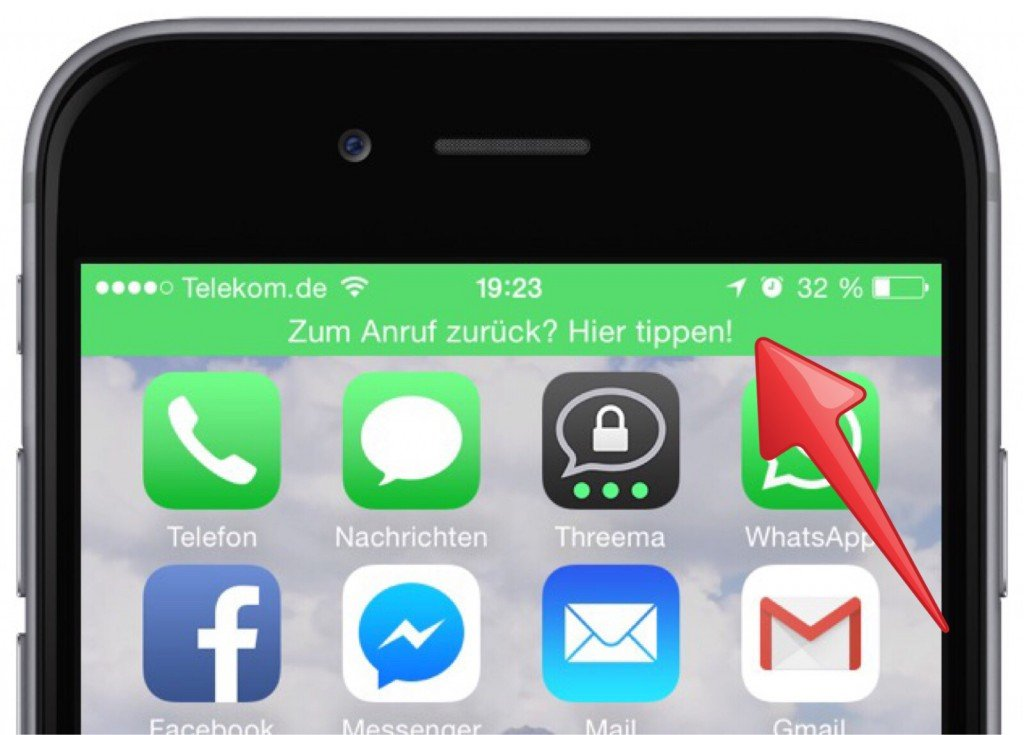 Mac Book Air Pro iPhone Safari Anruf übergeben 5