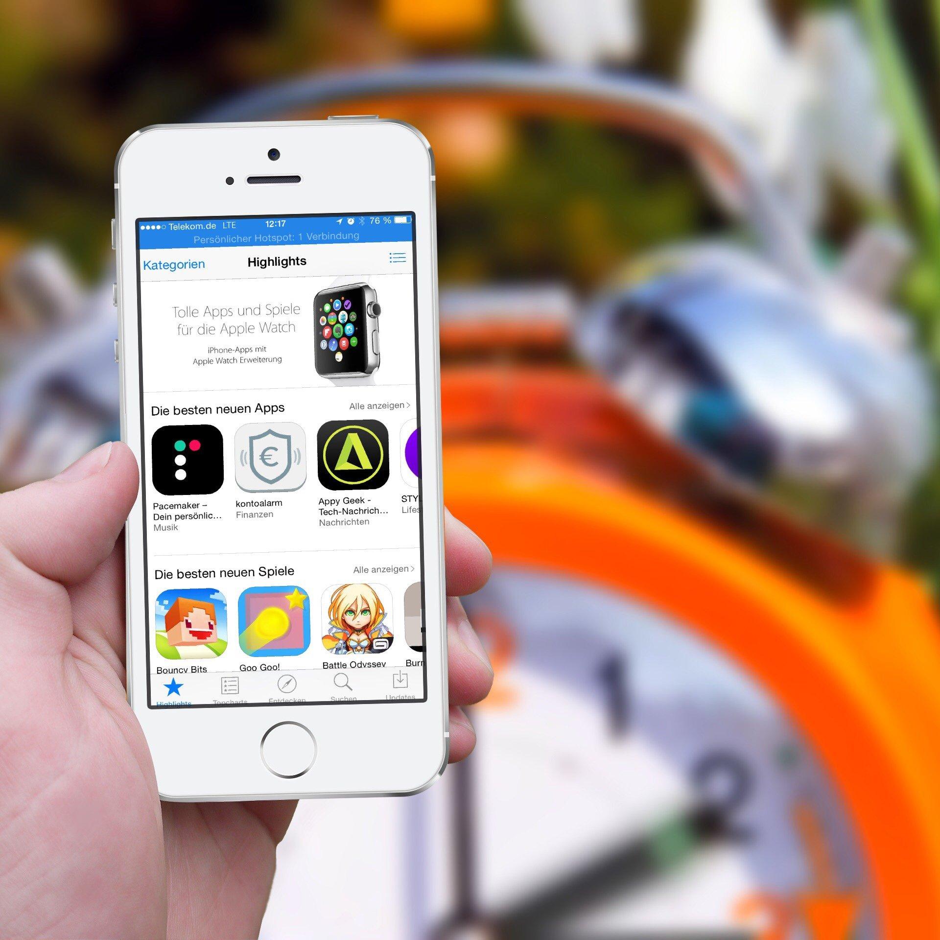 Spiele App Store