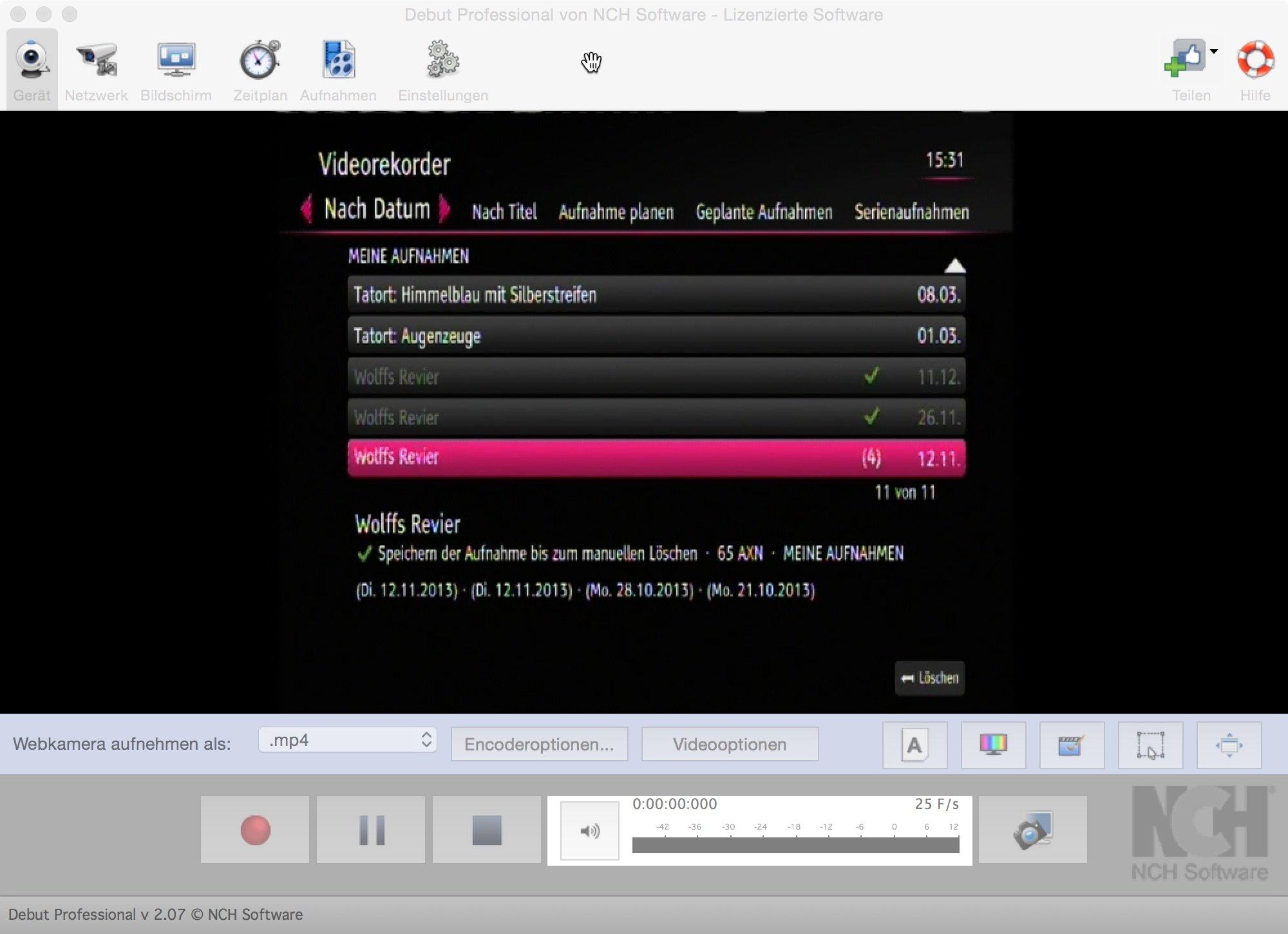 Media Receiver 400 Software Wird Geladen
