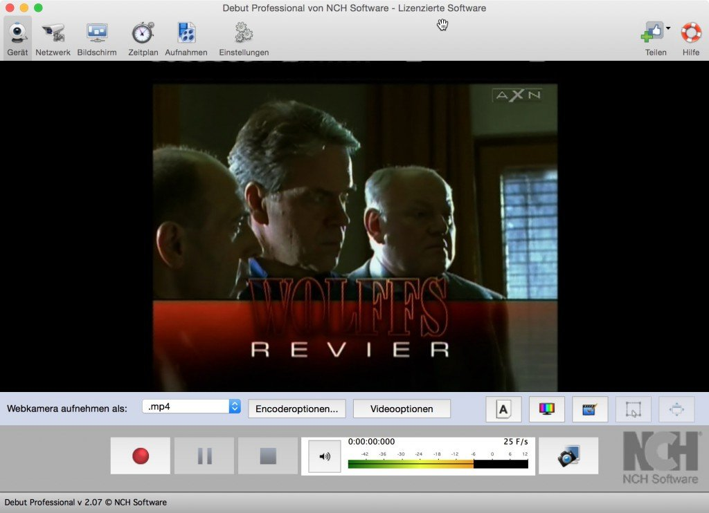 JPG MR300 T-Home MP4 Videodatei Media Receiver Telekom Entertain ADVC 110 Canopus Kopie kopieren überspielen Debut 6