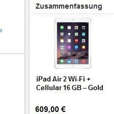 Apple-Preis