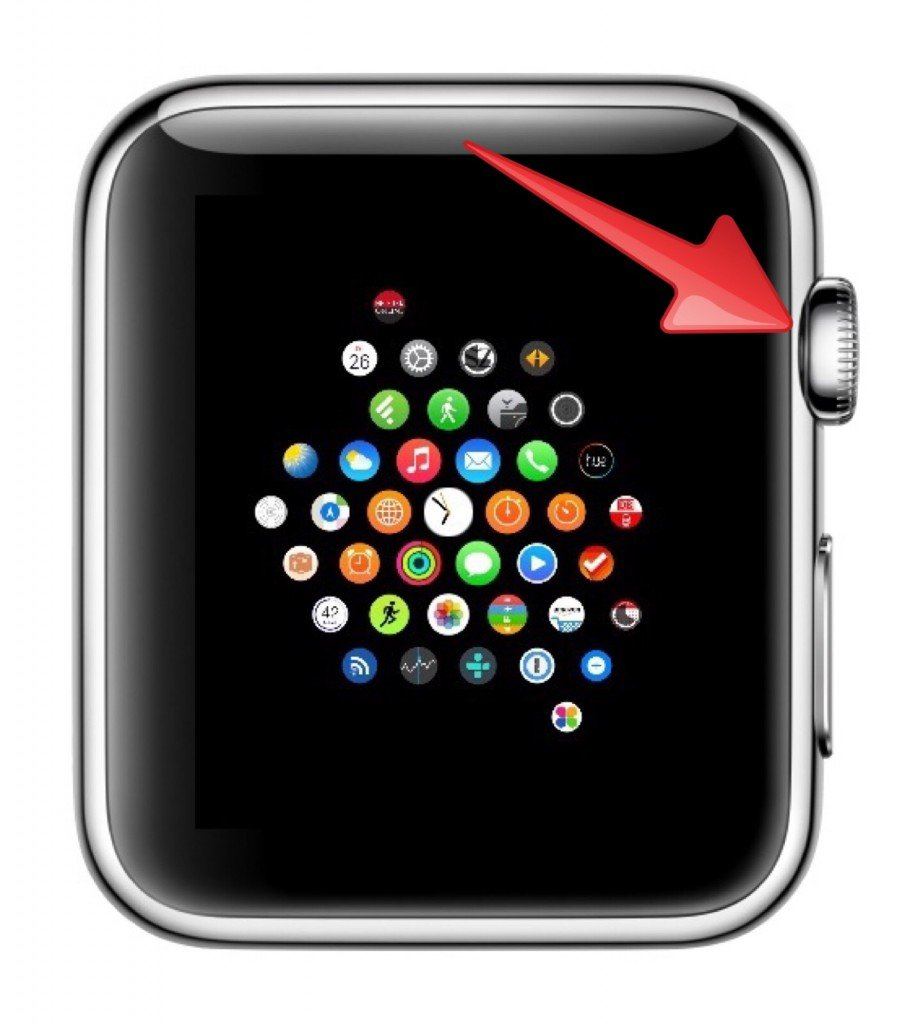 Apple Watch iPhone koppeln Symbole Icons verschieben 0