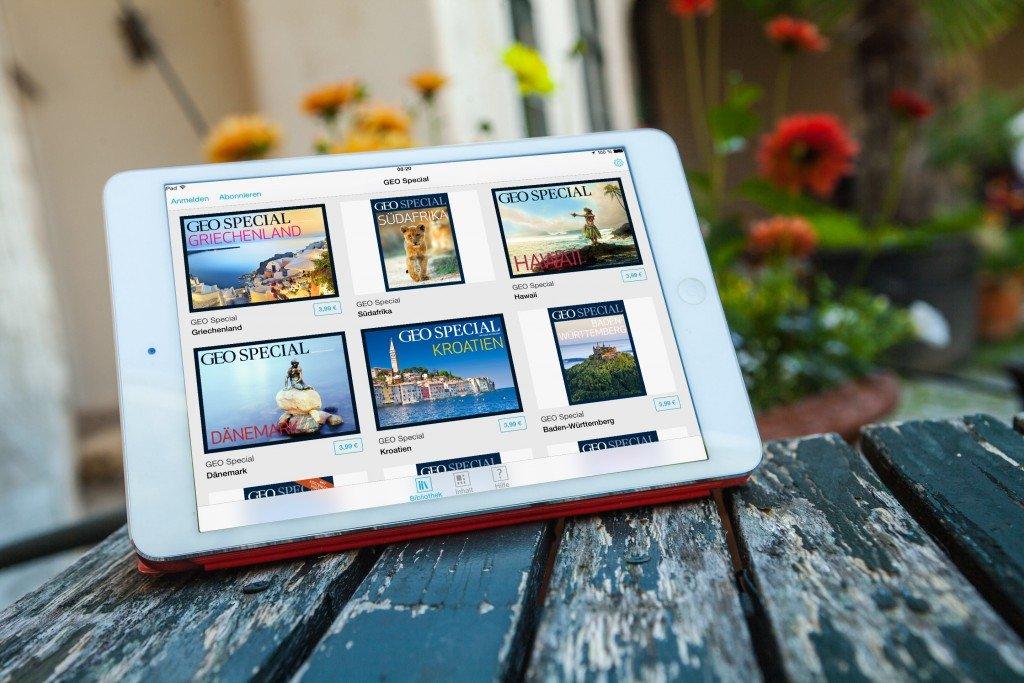 Reisemagazin Urlaub Urlaubsvorbereitung Reisefuehrer GEO Spezial Angebot Rabatt 1