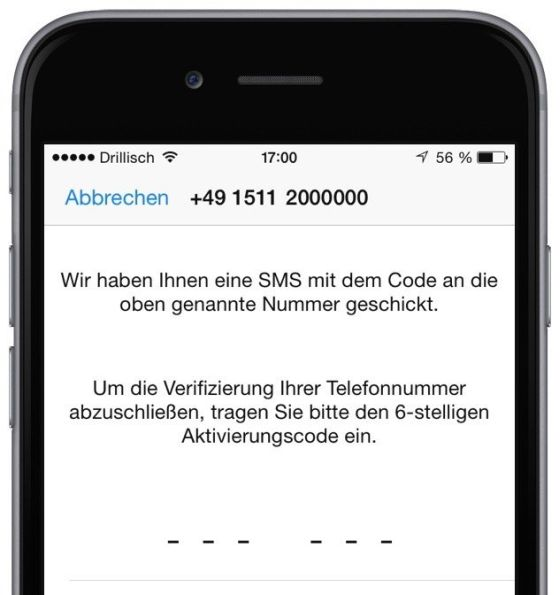 WhatsApp neue Handynummer Mobilfunknummer Telefonnummer Nummer ändern Messenger Handy  Provider 5