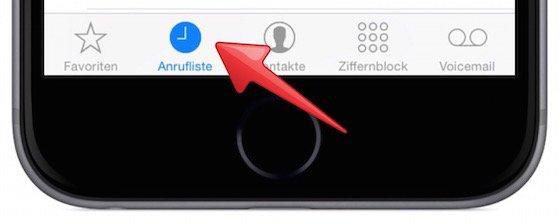 iPhone Stalker lästige Anrufer sperren blockieren 1