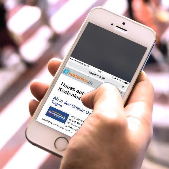 iPhone eine Hand bedienen Einhand-Modus ausschalten abstellen deaktivieren 2