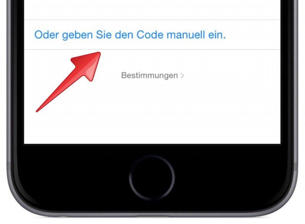 iTunes Geschenkkarte PayPal Kreditkarte App Musik Film kaufen Einkauf Rabatt Code eingeben Konto 5